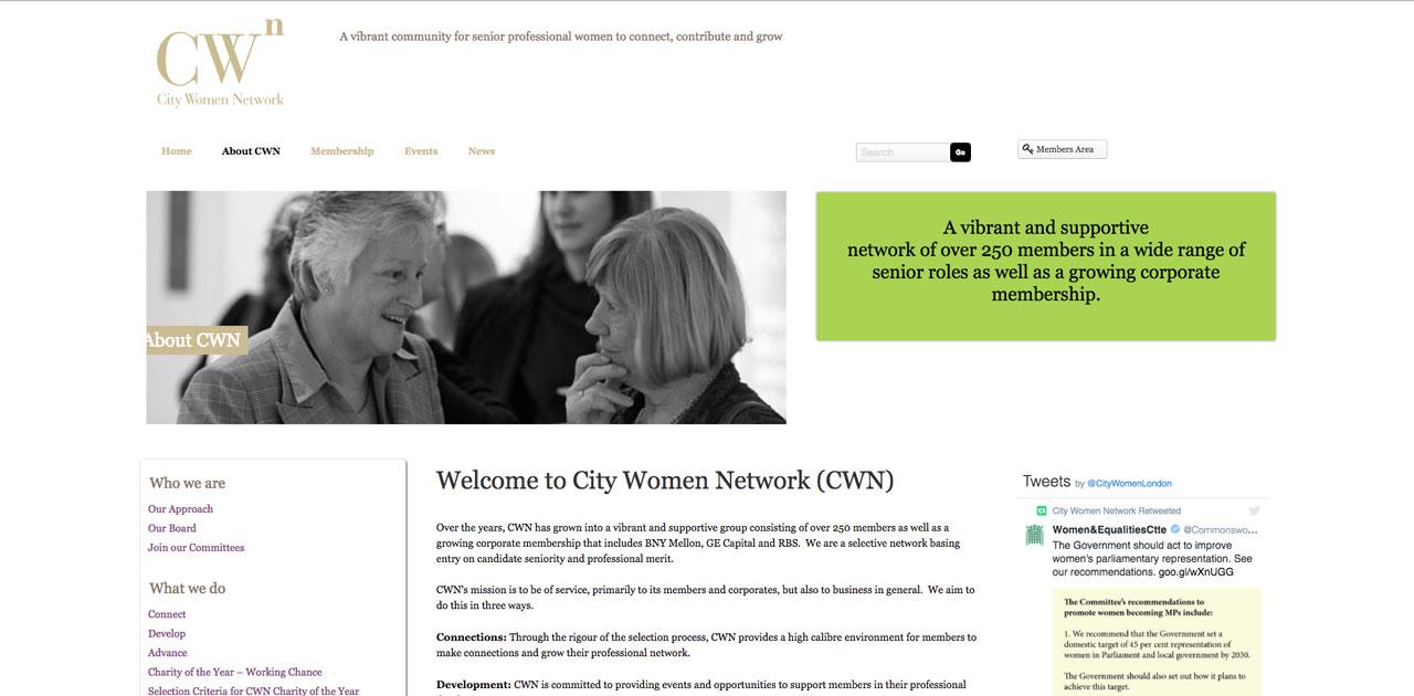 CWN about page before SilkStart