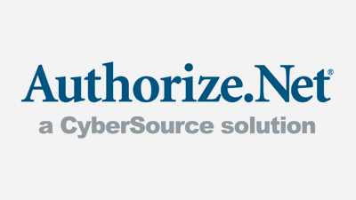 Authorize.net Payment Gateway for Memberships and Events